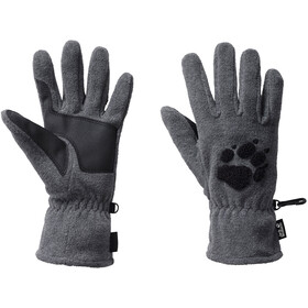 Jack Wolfskin Paw Gants, grey heather